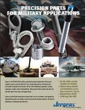 Jergens Specialty Fasteners for Military Applications