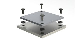 Picture of FIXPLATE MACHINING KIT, 25MM X 1.00